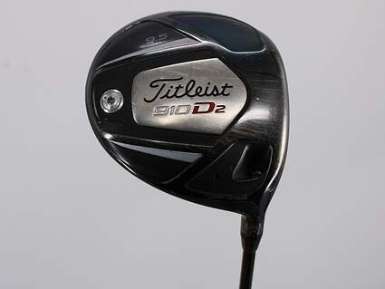Titleist 910 D2 Driver 9.5° Diamana Ahina Graphite Stiff Right Handed 45.0in
