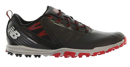 New Mens Golf Shoe New Balance Minimus SL Medium 8 Black MSRP $120 NBG1006BRD