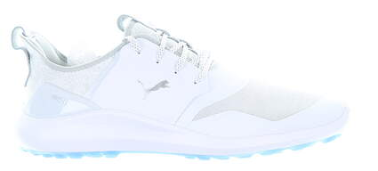 New Mens Golf Shoe Puma IGNITE NXT Lace Medium 9.5 White MSRP $120 192225 05