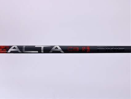 Used W/ Adapter Ping ALTA CB 70 Hybrid Shaft Senior 39.5in