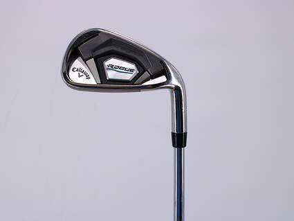 Callaway Rogue Single Iron 7 Iron FST KBS Tour-V 120 Steel X-Stiff Right Handed 37.5in