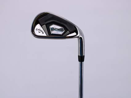 Callaway Rogue Single Iron 7 Iron FST KBS Tour-V 120 Steel X-Stiff Right Handed 36.75in