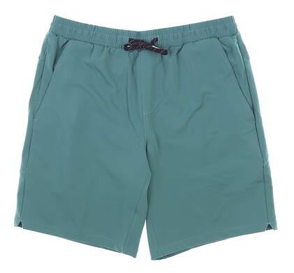 New Mens Puma EGW Walker Shorts Medium M Blue Spruce MSRP $70 599271 02