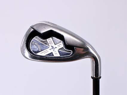 Callaway X-18 Single Iron 8 Iron 37° System UL 55 Graphite Senior Right Handed 36.5in
