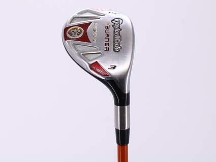 TaylorMade Burner Rescue Hybrid 3 Hybrid 19° Accra AXIV Series XC 85 Graphite X-Stiff Right Handed 40.5in