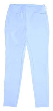 New Womens Ralph Lauren RLX Pants 8 Blue MSRP $168