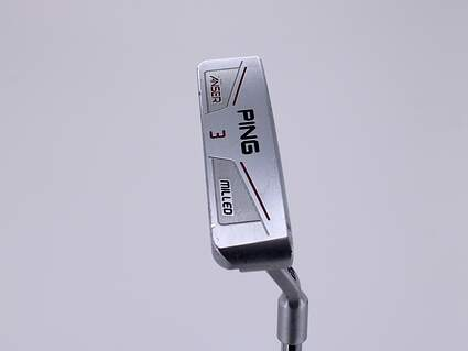 Ping Anser Milled 3 Putter Steel Right Handed 35.0in