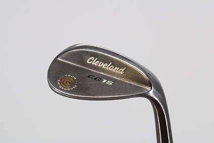 Cleveland CG15 Black Pearl Wedge Sand SW 54° 10 Deg Bounce Accra 85 Graphite Wedge Flex Right Handed 35.5in