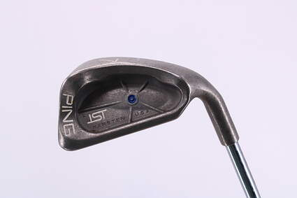Ping ISI Single Iron 7 Iron Ping ZZ Lite Steel Regular Right Handed Blue Dot 36.75in
