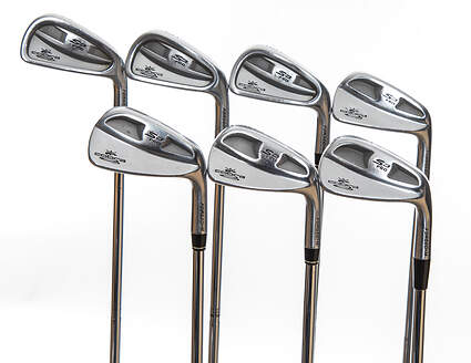 Cobra S3 Pro Combo Iron Set 4-PW Stock Steel Shaft Steel Stiff Right Handed 38.0in