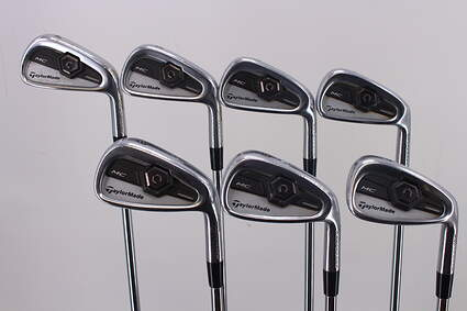 TaylorMade 2011 Tour Preferred MC Iron Set 4-PW True Temper Dynamic Gold S300 Steel Stiff Right Handed 38.0in