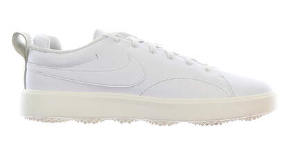 New Mens Golf Shoe Nike Course Classic Wide 11 White MSRP $100 905233