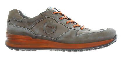 New Mens Golf Shoe Ecco Speed Hybrid 45 (11-11.5) Extra Width Birch MSRP $180