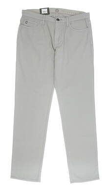 New Mens LinkSoul Golf Pants 32 Gray Mist MSRP $60 LS661 R