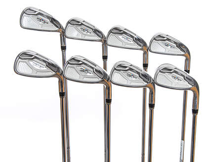 Cobra AMP Cell Silver Iron Set 4-PW GW True Temper Dynalite 90 Steel Regular Right Handed 38.0in