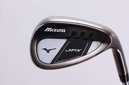 Mizuno 2014 JPX Wedge Gap GW 50° 6 Deg Bounce True Temper XP 105 Wedge Steel Wedge Flex Right Handed 35.5in