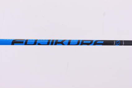 Used W/ Adapter Fujikura Pro 83 Hybrid Shaft X-Stiff 40.5in