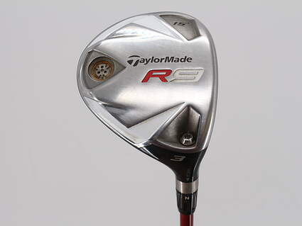 TaylorMade R9 Fairway Wood 3 Wood 3W 15° TM Fujikura Motore 70 Graphite Stiff Right Handed 43.0in