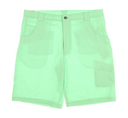 New Mens Straight Down Shorts 36 Mint MSRP $89 40128
