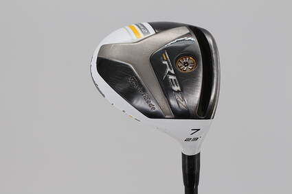 TaylorMade RocketBallz Stage 2 Womens Fairway Wood 7 Wood 7W 23° TM Matrix RocketFuel 50 Graphite Ladies Right Handed 41.25in