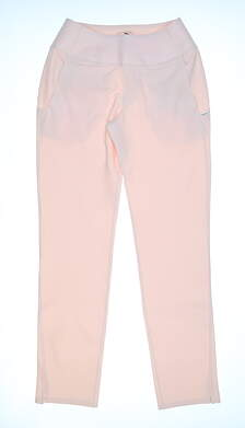 New Womens Puma PWRSHAPE Pants Small S Rosewater MSRP $70 595859 05