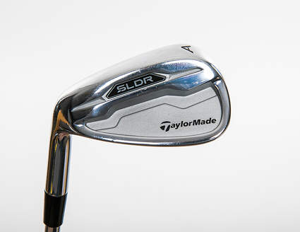 TaylorMade SLDR Wedge Gap GW FST KBS TOUR C-Taper 90 Steel Stiff Left Handed 36.0in