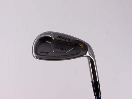 Mizuno MX 15 Single Iron Pitching Wedge PW Mizuno Exsar Blue Graphite Regular Right Handed 35.75in