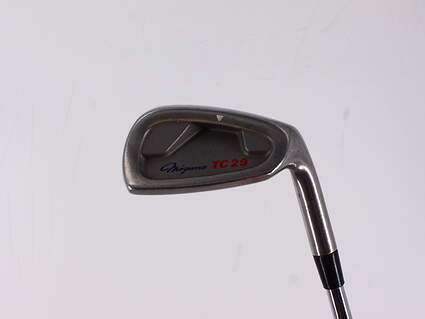 Mizuno TC29 Single Iron Pitching Wedge PW Stock Steel Shaft Steel Stiff Right Handed 35.75in