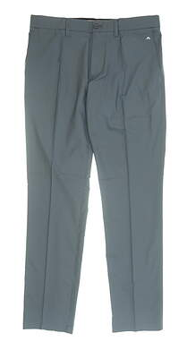 New Mens J. Lindeberg Pants 32 x32 Gray MSRP $115 11J54