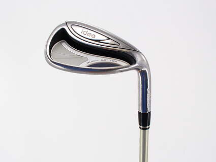 Adams 2014 Idea Womens Wedge Sand SW Adams Grafalloy Idea 50 Graphite Ladies Right Handed 34.5in