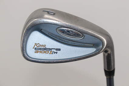 Cobra 3100 IH Single Iron Pitching Wedge PW Cobra Alidla NV HL 50 Graphite Ladies Right Handed 34.75in
