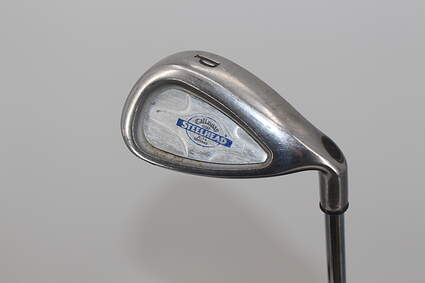 Callaway X-14 Single Iron Pitching Wedge PW True Temper Dynamic Gold S300 Steel Stiff Right Handed 35.5in