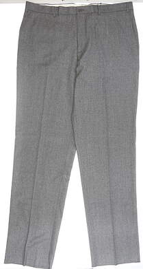 New Mens Bobby Jones Pants 40 Charcoal Gray MSRP $125 BJK50006