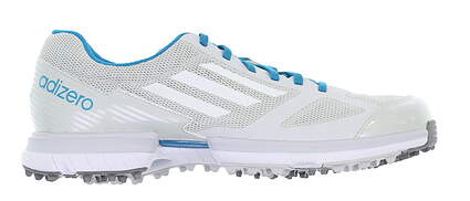New Womens Golf Shoe Adidas Adizero Sport Medium 8.5 Gray MSRP $120 674750