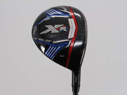 Callaway XR Pro Fairway Wood 3 Wood 3W 14° Project X LZ 6.5 Graphite X-Stiff Right Handed 42.0in
