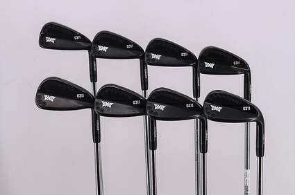 PXG 0311 Xtreme Dark Iron Set 4-PW GW Nippon NS Pro 950GH Steel Stiff Right Handed 39.5in