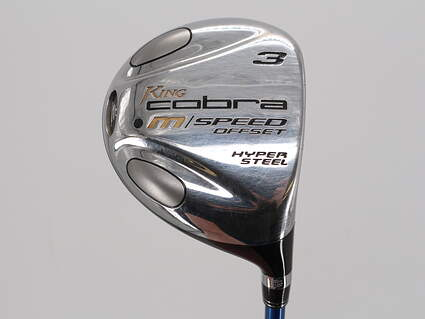 Cobra M Speed Offset Fairway Wood 3 Wood 3W 15° Aldila NV Speed Tuned Graphite Regular Right Handed 43.0in
