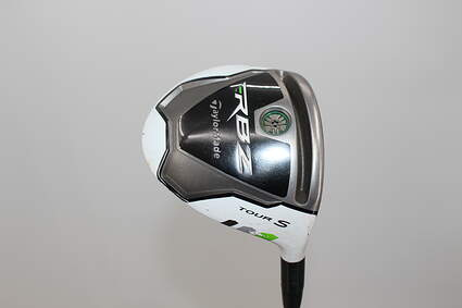 Tour Issue TaylorMade RocketBallz Tour Fairway Wood 3+ Wood 13° Stock Graphite Shaft Graphite Stiff Right Handed 43.0in