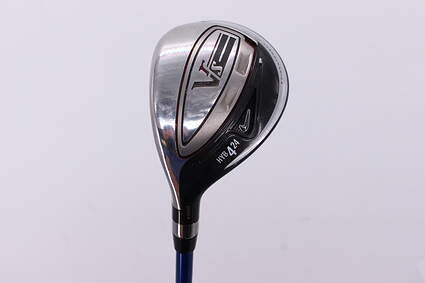 Nike Victory Red S Hybrid 4 Hybrid 24° Project X 6.0 Graphite Graphite Stiff Left Handed 40.0in