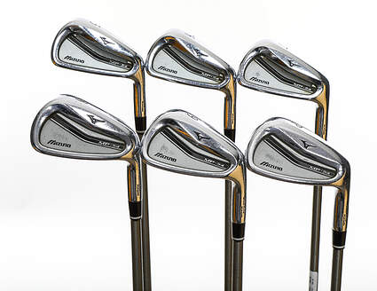 Mizuno MP-54 Iron Set 5-PW Aerotech SteelFiber i95 Graphite Regular Right Handed 38.0in