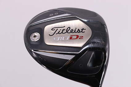 Titleist 910 D2 Driver 8.5° Aldila Rogue MAX Low 65 Graphite Stiff Right Handed 45.0in