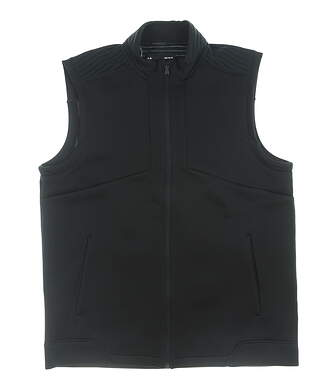New Mens Under Armour Vest Large L Black MSRP $70 UM0653