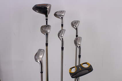 Ladies Adams/Nike Complete Graphite Golf Set Right Handed Womens
