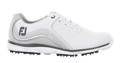 New Womens Golf Shoe Footjoy 2019 Pro SL Medium 6.5 White MSRP $150 98100