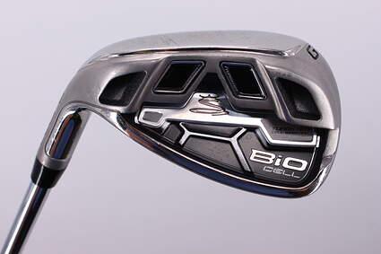 Cobra Bio Cell Silver Wedge Gap GW True Temper Dynalite 85 Steel Regular Right Handed 35.5in