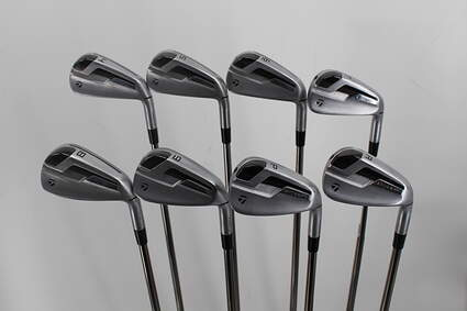 TaylorMade P790 TI Iron Set 4-PW GW UST Mamiya Recoil 95 F4 Graphite Stiff Right Handed 38.25in