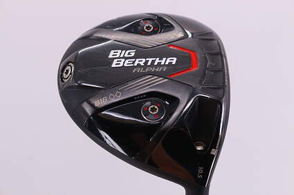 Callaway Big Bertha Alpha 816 DBD Driver 10.5° 2nd Gen Bassara E-Series 42 Graphite Regular Right Handed 44.5in