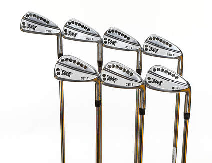 PXG 0311 T GEN2 Chrome Iron Set 4-PW Nippon NS Pro Modus 3 Tour 120 Steel X-Stiff Right Handed 39.25in