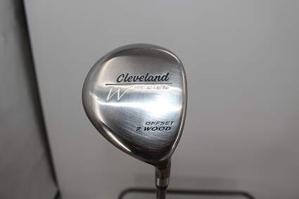 Cleveland Womens W Series Fairway Wood 7 Wood 7W Stock Graphite Shaft Graphite Ladies Right Handed 41.5in