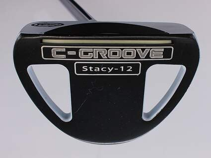 Yes Stacy-12 Putter Steel Left Handed 35.0in